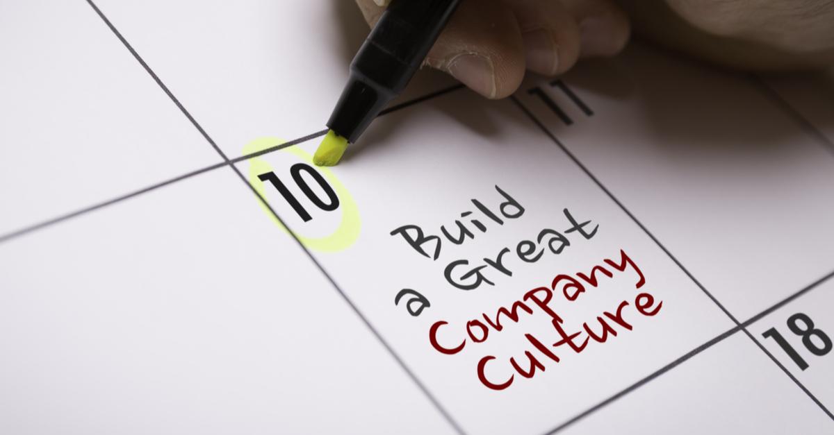 Build comp culture LI